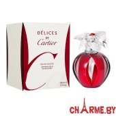 Cartier Delices Eau De Toilette