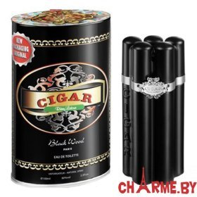 Туалетная вода Remy Latour Cigar Black Wood