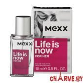 Mexx Life is Now for Her