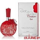 Valentino Rock And Rose Couture Red